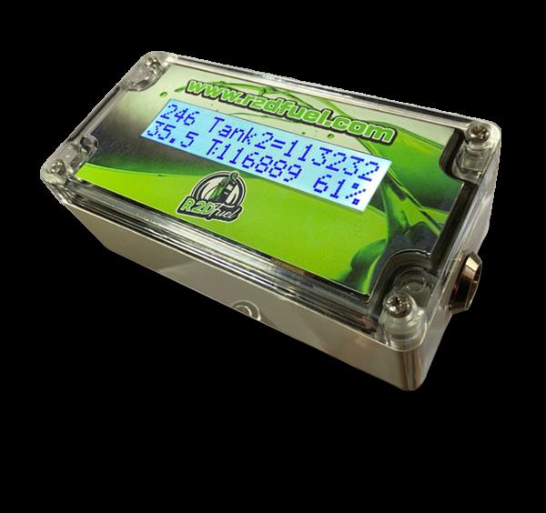 r2d fuel lcd screen