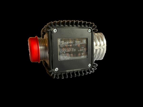 fuel management system flow meter