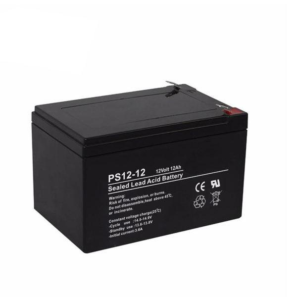 12ah battery for fuel management system